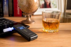 Alkohol tester pro řidiče