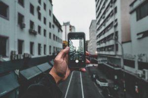 Lokalizace mobilu